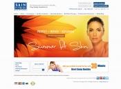 Web Design - Skin Care