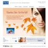 Website Design for Skin Care Company