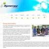 Tennis Academy Website Design