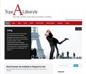 Website Design - Author Blog