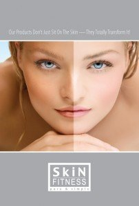 brochure design for skin care products