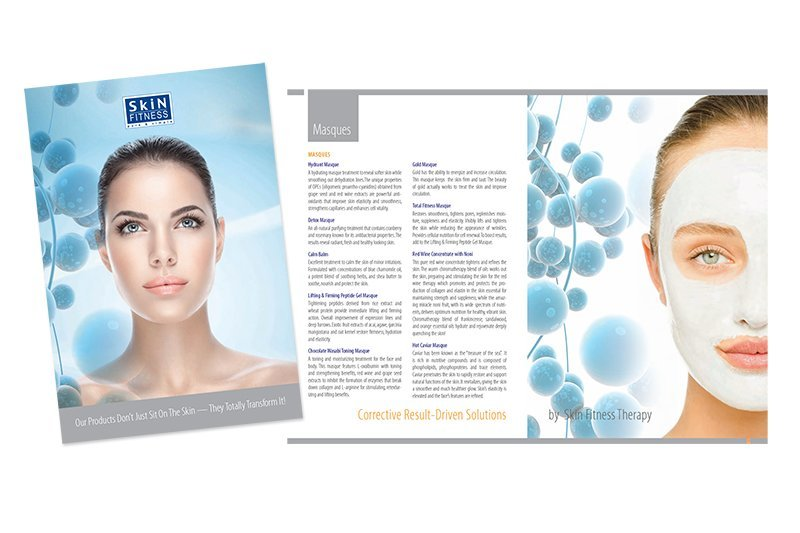 Graphic Designer-brochure design