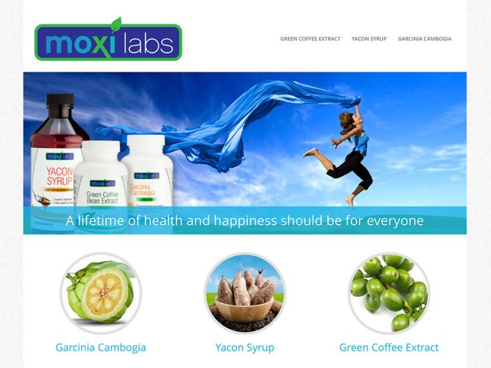 Website for supplements